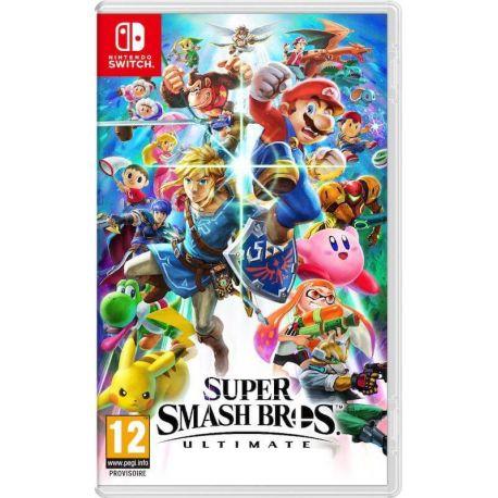 Jeu Super Smash Bros Ultimate Switch