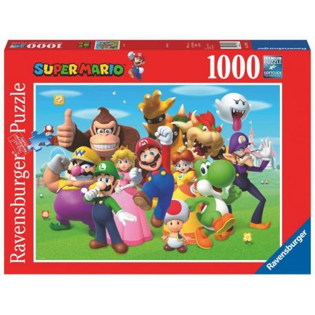Puzzle Mario Bros 1000 pièces