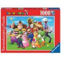 Puzzle Super Mario Bros 1000 pièces - Ravensburger
