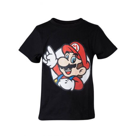 T-shirt Super Mario - It's a me Mario