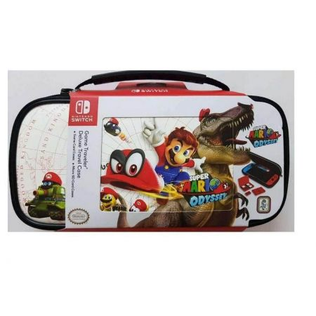 Sacoche de Transport Mario Odyssey- Nintendo Switch