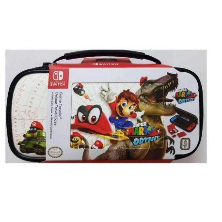 Sacoche de Transport Mario Odyssey- Nintendo Switch