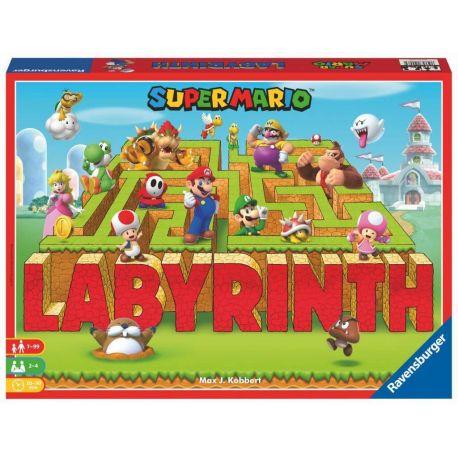 Jeu de société Super Mario Labyrinthe