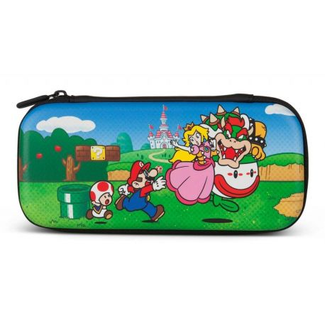 Sacoche de Transport Mario Mushroom - Nintendo Switch Lite