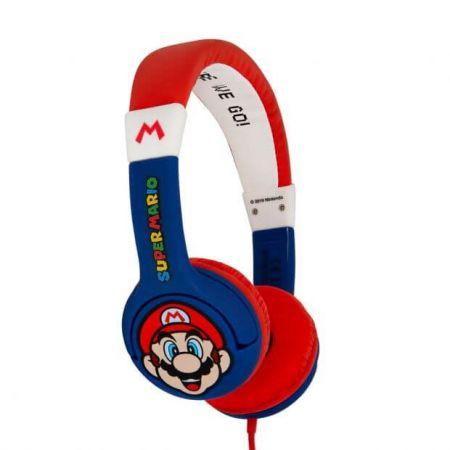 Casque Mario Junior 3-7 ans - Nintendo
