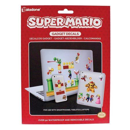 Stickers Mario Bros pour PC portable, tablettes et téléphones