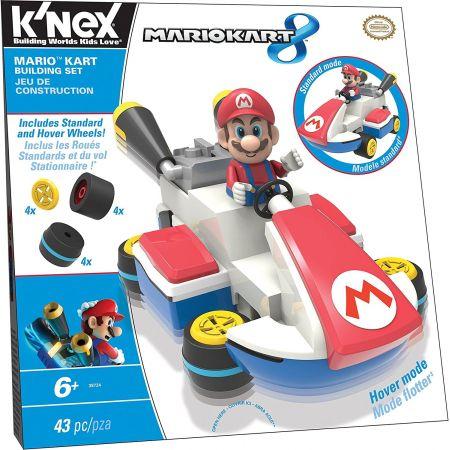 Mario Kart 8 : kart Mario : jeu de construction K'nex