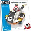 Mario Kart 8 : Kart shy guy Maskass: jeu de construction K'nex