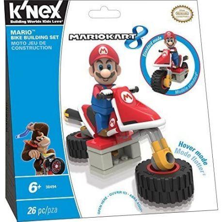 Mario Kart 8 : Moto Mario : jeu de construction K'nex