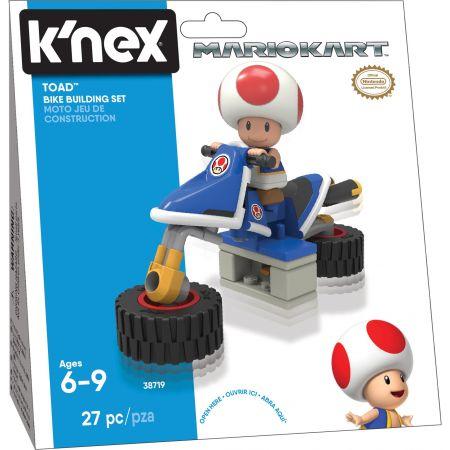 Mario Kart 8 : Moto de Toad : jeu de construction K'nex