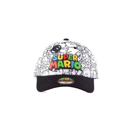 Casquette Super Mario Odyssey Villains