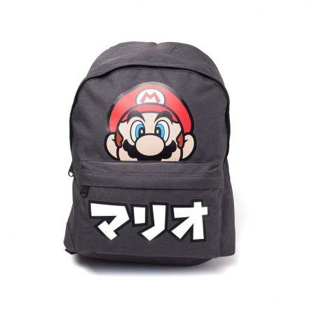 Sac à dos Mario Bros avec Texte japonais
