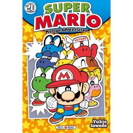 Mario Adventures T.20 - Manga Super Mario Adventures