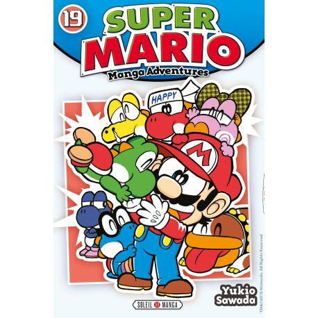 Manga Mario Adventures - Tome 19 - Super Mario Adventures