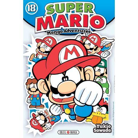 Manga Mario Adventures - Tome 18 - Super Mario Adventures