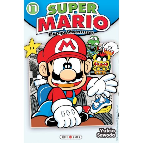 Manga Mario Adventures - Tome 17 - Super Mario Adventures