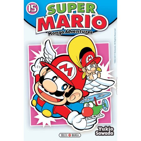 Mario Adventures T.15 - Manga Super Mario Adventures