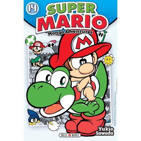 Manga Mario Adventures - Tome 14 - Super Mario Adventures