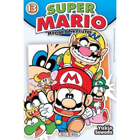 Mario Adventures T.13 - Manga Super Mario Adventures