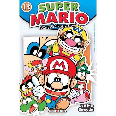 Manga Mario Adventures - Tome 13 - Super Mario Adventures