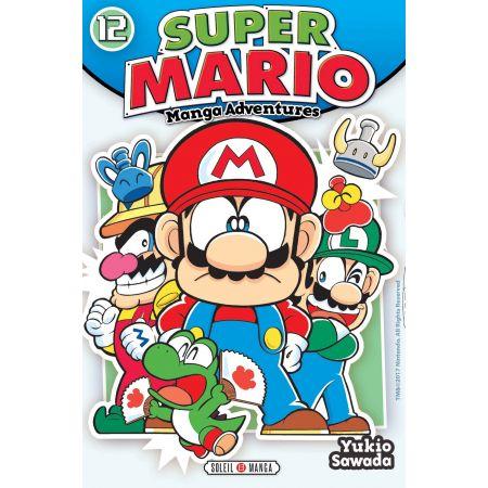 Mario Adventures T.12 - Manga Super Mario Adventures
