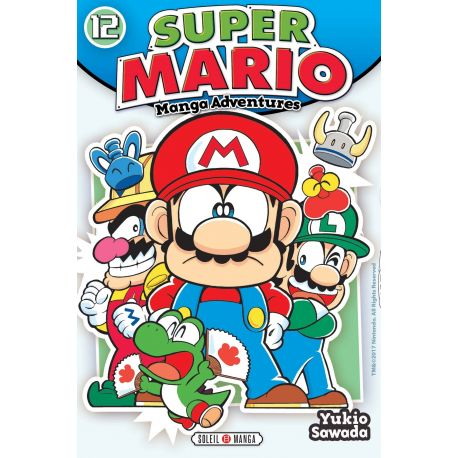 Manga Mario Adventures - Tome 12 - Super Mario Adventures