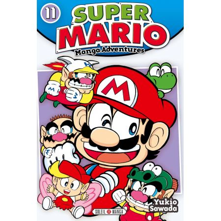 Mario Adventures T.11 - Manga Super Mario Adventures
