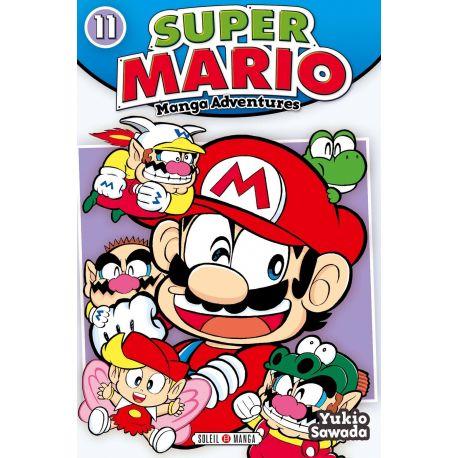 Manga Mario Adventures - Tome 11 - Super Mario Adventures