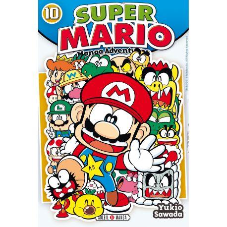 Manga Mario Adventures - Tome 10 - Super Mario Adventures