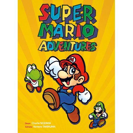 Super Mario Adventures - BD Mario
