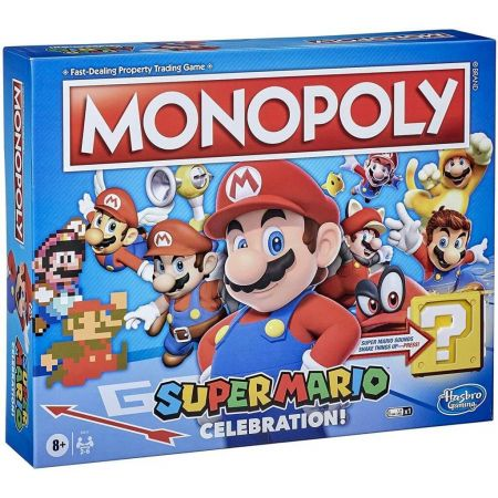 Super Mario Monopoly - Celebration - Nintendo