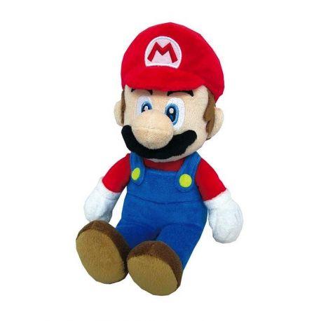 Peluche Mario 24 cm - Super Mario