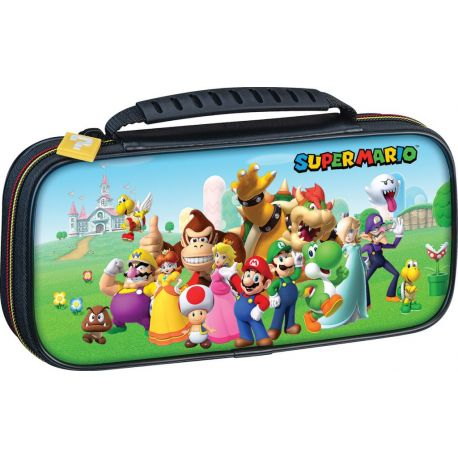 Protection Nintendo Switch - Mario & Friends