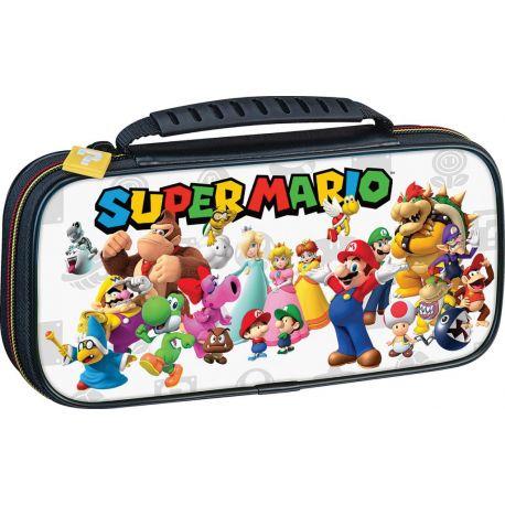 Pochette Switch Mario - Mario & Friends blanc - Nintendo