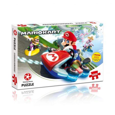 Puzzle Mario Kart 1000 pièces